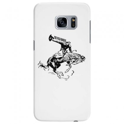 The Wild Horse Samsung Galaxy S7 Edge Case Designed By Acoy