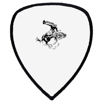 The Wild Horse Shield S Patch Designed By Acoy