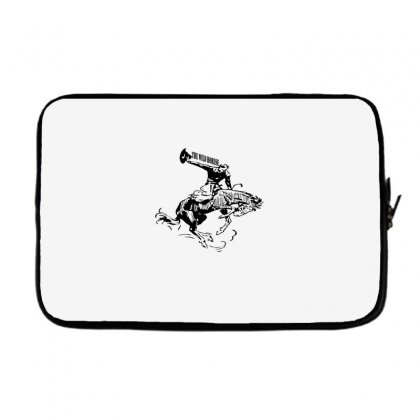 The Wild Horse Laptop Sleeve Designed By Acoy