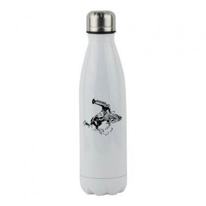 The Wild Horse Stainless Steel Water Bottle Designed By Acoy