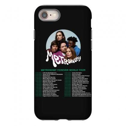 Metronomy Metronomy Forever Tour Dates Iphone 8 Case Designed By Cahayadianirawan