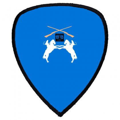 Wanted  Reward 1 Shield S Patch Designed By Acoy