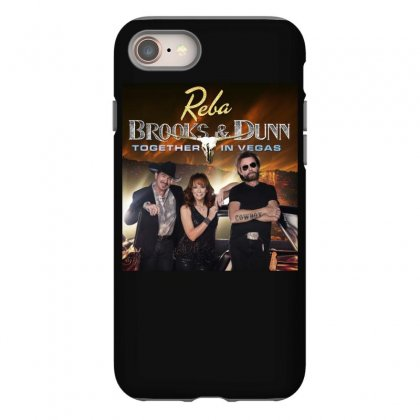 Reba Brooks & Dunn Together In Vegas Iphone 8 Case Designed By Cahayadianirawan
