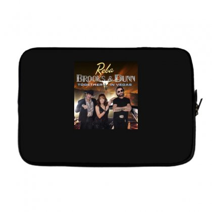 Reba Brooks & Dunn Together In Vegas Laptop Sleeve Designed By Cahayadianirawan