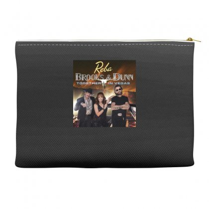 Reba Brooks & Dunn Together In Vegas Accessory Pouches Designed By Cahayadianirawan