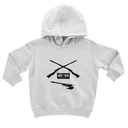 Wanted Cowboy Weapons Toddler Hoodie Designed By Acoy