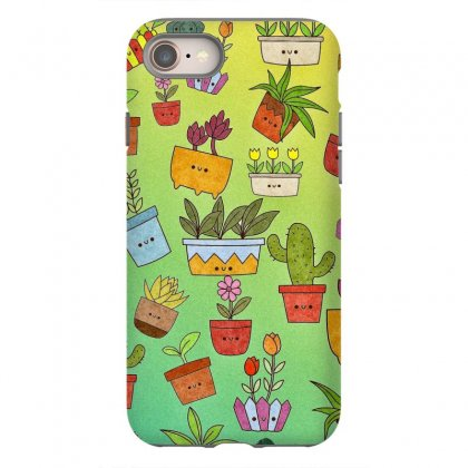 Plants Iphone 8 Case Designed By Nouran