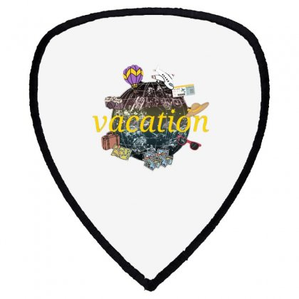 Vacation Shield S Patch Designed By Nouran