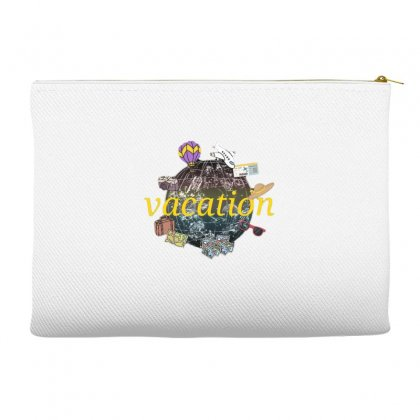 Vacation Accessory Pouches Designed By Nouran