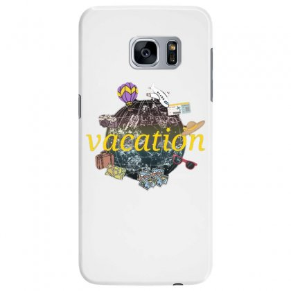 Vacation Samsung Galaxy S7 Edge Case Designed By Nouran