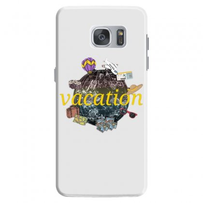 Vacation Samsung Galaxy S7 Case Designed By Nouran