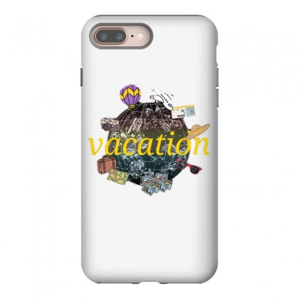 Vacation Iphone 8 Plus Case Designed By Nouran