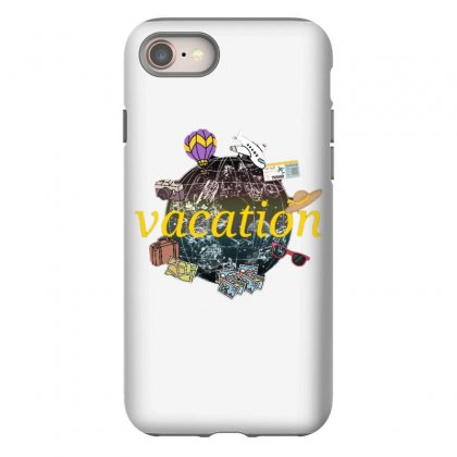 Vacation Iphone 8 Case Designed By Nouran