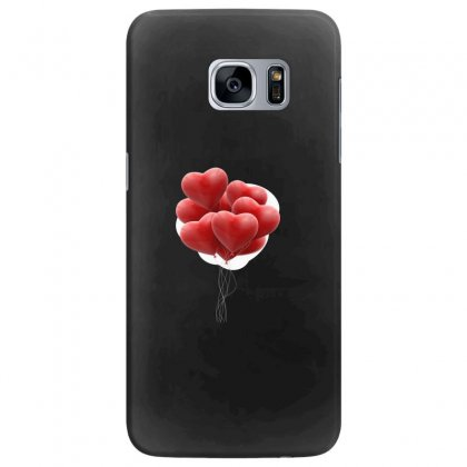 Valentines Day Hearts Samsung Galaxy S7 Edge Case Designed By Soulaimane