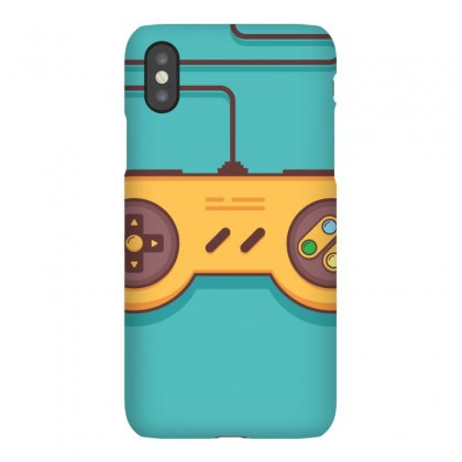 Gaming Console Iphonex Case Designed By Mouadhr