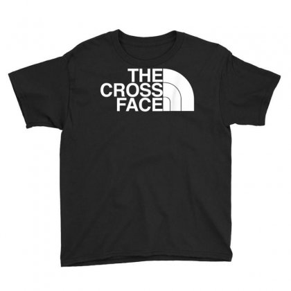 The Cross Face Wrestling T Shirt Youth Tee Designed By Cuser1744