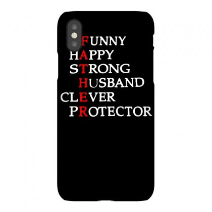 Father Is Strong Happy Iphonex Case Designed By Bon T-shirt