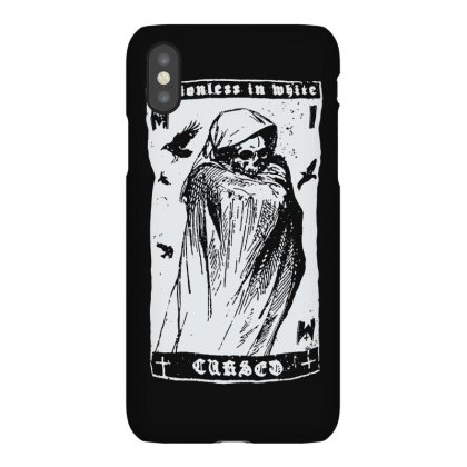 Motionless In White Grim Reaper Iphonex Case Designed By Fanshirt