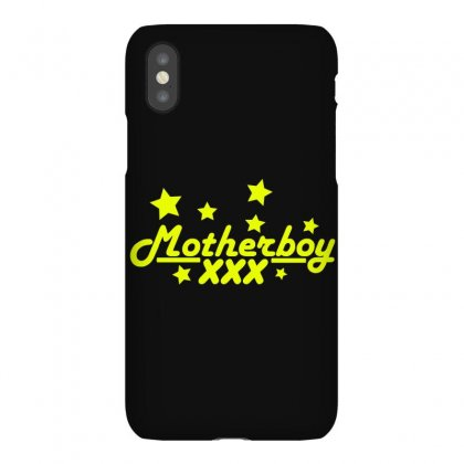 Motherboy Xxx Iphonex Case Designed By Fanshirt
