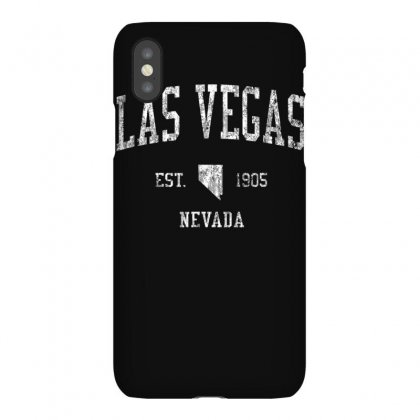 Las Vegas Nevada Nv T Shirt Vintage Sports Design Retro Tee Iphonex Case Designed By Cuser1744