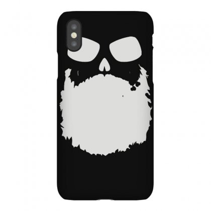 Mr. Beard Iphonex Case Designed By Funtee