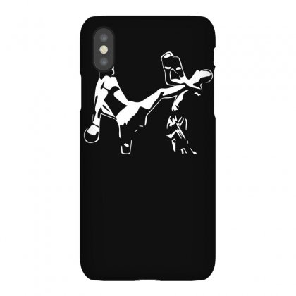 Muay Thait Mma Iphonex Case Designed By Funtee