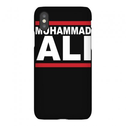 Muhammad Ali Iphonex Case Designed By Funtee
