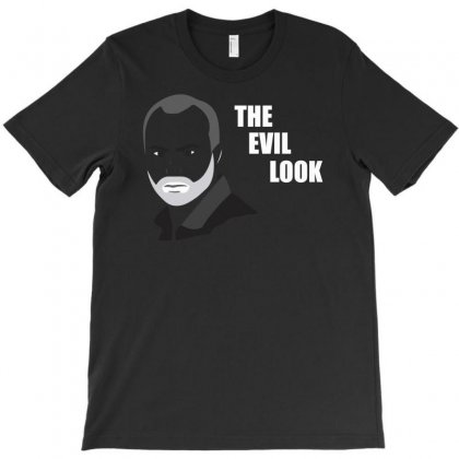 Murr Evil Look Funny T-shirt Designed By Funtee