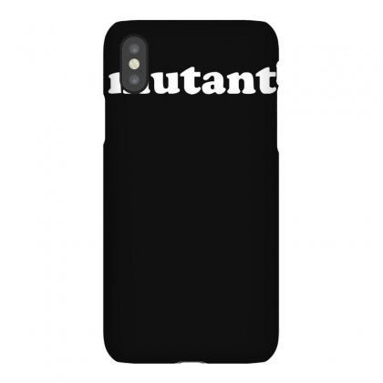 Mutant Iphonex Case Designed By Funtee