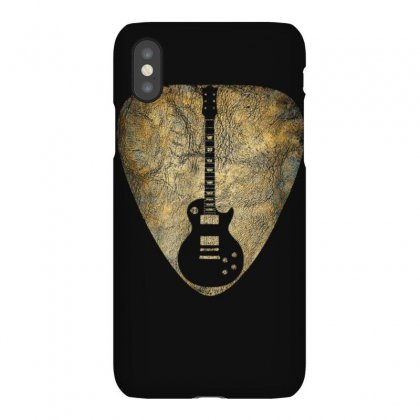 Vintage Guitar Pick New T Shirts Gifts Guitarist Love Music Iphonex Case Designed By Cuser1744