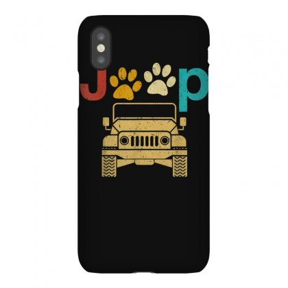 Vintage Jeeps Retro 70s Sunset Paw Print Dog Cat Lover Gift T Shirt Iphonex Case Designed By Cuser1744