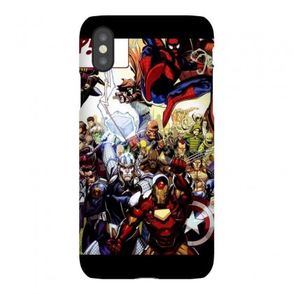 Avengers Comics Marvel The Superheroes Special Offers Iphonex Case Designed By Sonu Kumar Tiwari
