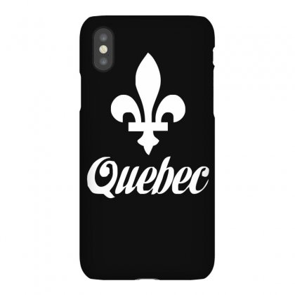 Quebec Canada Iphonex Case Designed By Ruliyanti