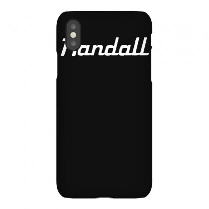 Randall New Iphonex Case Designed By Ruliyanti