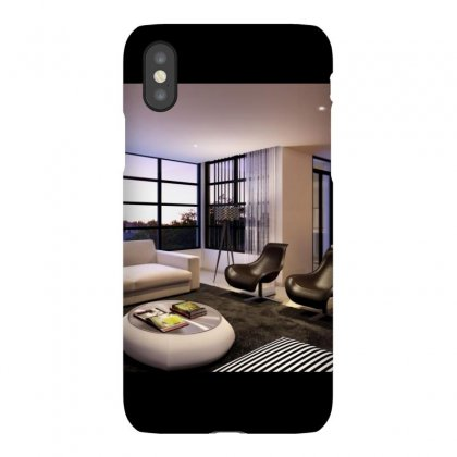 Living Room Iphonex Case Designed By Sonu Kumar Tiwari
