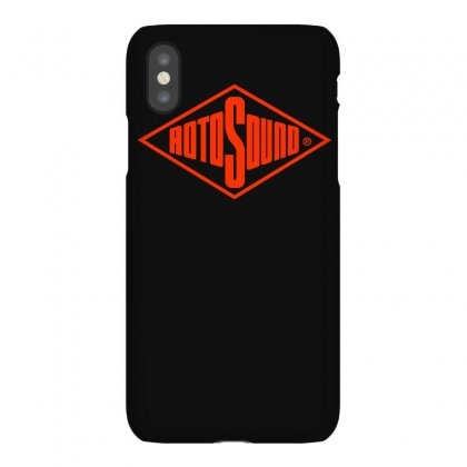 Rotosound New Iphonex Case Designed By Ruliyanti