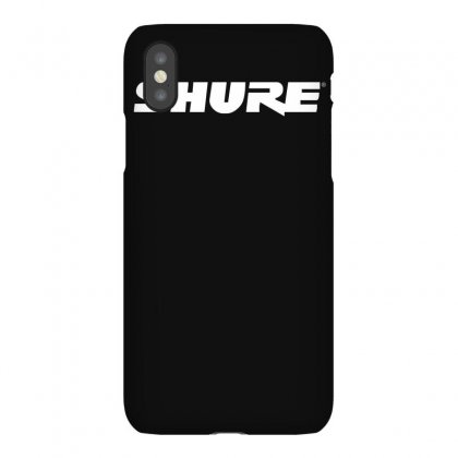 Shure New Iphonex Case Designed By Ruliyanti