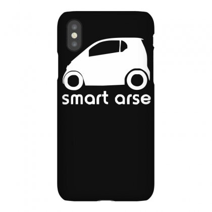 Smart Arse Iphonex Case Designed By Ruliyanti