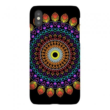 Radial 20190419 130354 Iphonex Case Designed By Colorradials
