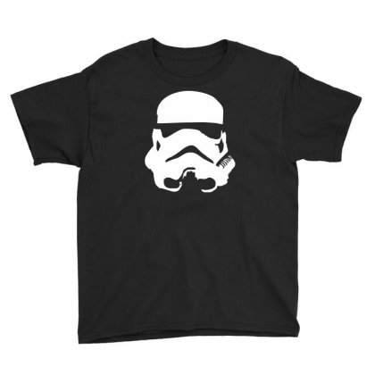 Storm Trooper Youth Tee Designed By Ruliyanti