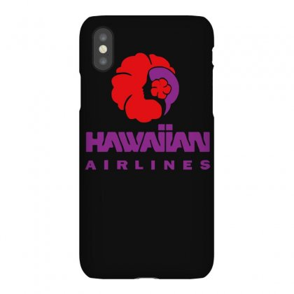 Stylish Retro Hawaiian Airlines Iphonex Case Designed By Ruliyanti