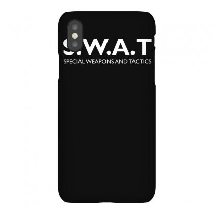 Swat Iphonex Case Designed By Ruliyanti