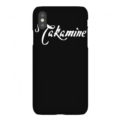 Takamine New Iphonex Case Designed By Ruliyanti