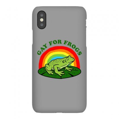 Frog And Toad Iphonex Case Designed By Hose White