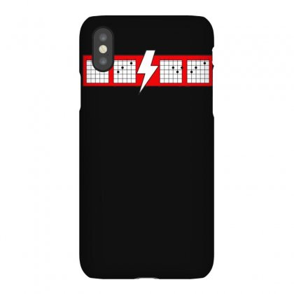 Acdc Chords Ideal Funny Birthday Gift Or Present Iphonex Case Designed By Ruliyanti