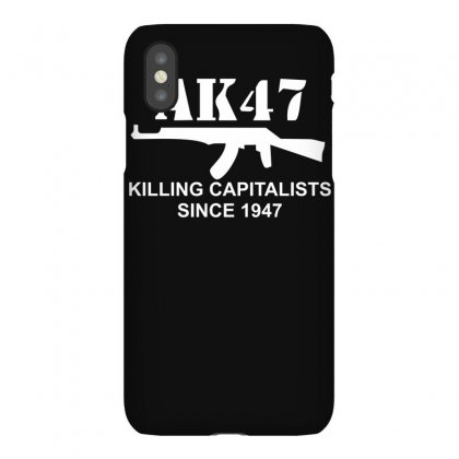 Ak47 Funny,political,weapons,cool,retro,rude Iphonex Case Designed By Ruliyanti