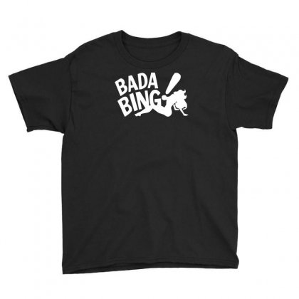 Badabing Funny Movie Film Gangster Banter Old Times Youth Tee Designed By Ruliyanti