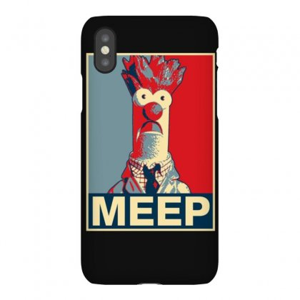 Beaker Meep Poster, Ideal Birthday Gift Or Present Iphonex Case Designed By Ruliyanti