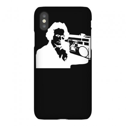 Beethoven Ghetto Blaster Iphonex Case Designed By Ruliyanti