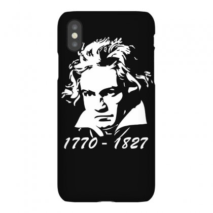 Beethoven Tribute Iphonex Case Designed By Ruliyanti